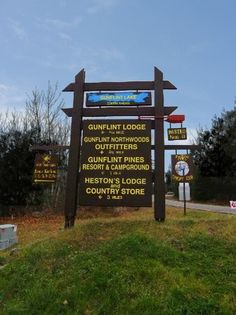 The Gunflint Trail in Minnesota will take you into the beautiful wilderness areas of our state.