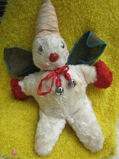 Adorable Antique Vintage Mr Bingle New Orleans Maison Blanche Plush New Orleans Christmas, Dere, My Family History, Christmas Characters, New Orleans Louisiana, Childhood Days, Crescent City, Good Old, Old And New