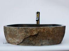 63 best natural stone vessel sinks stone washbasins images on