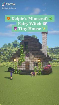 Art Minecraft, Easy Minecraft Houses, Minecraft House Tutorials, Minecraft Plans, Minecraft Survival, Amazing Minecraft, Minecraft Bedroom, Minecraft Tutorial, Minecraft Blueprints