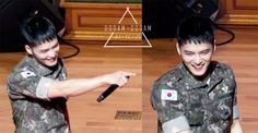 150811 Kim Jaejoong in LOVE Concert for Korea's 70th Anniversary of Independence – Part 5