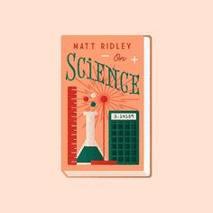 The Book of SCIENCE #lettering #illustration #editorial #subtle