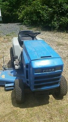23 best ford garden tractors images on pinterest ford tractors lawn tractors ford tractors publicscrutiny Images