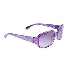 Coach Annette Purple Sunglasses DAR