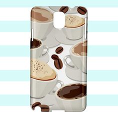 Drinks Coffee Samsung Galaxy Note 3 Case Cover
