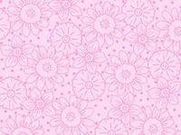 Quilting Treasures Daisy Light Pink