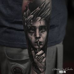 Thomas Carli jarlier #realistic #tattoo #art