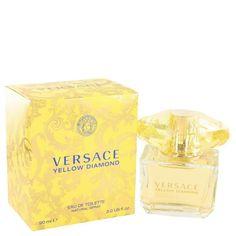 Versace Yellow Diamond by Versace - Eau De Toilette Spray 3.0 oz #Versace