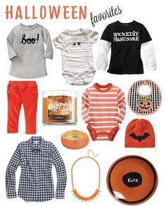 Halloween favorites on the blog