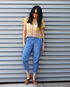 This is the perfect top for summer!