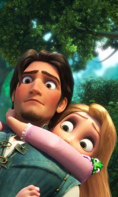When the most wanted bandit in the kingdom, Flynn Rider, hides in a tower, he immediately becomes a prisoner of long-resident Rapunzel … – disney Disney Rapunzel, Disney Amor, Film Disney, Disney Love, Tangled Rapunzel, Dark Disney, Flynn Rider And Rapunzel, Tangled Movie, Rapunzel And Eugene