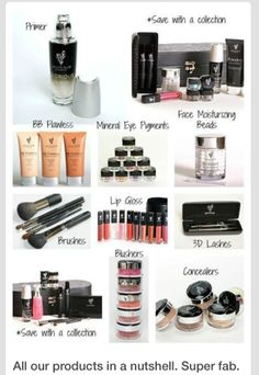 Younique is a naturally based cosmetics company and home to the #1 selling 3D Fiber Lashes!  As always, Younique's products are PARABEN FREE, CARGINAGEN FREE, FREE OF HARMFUL CHEMICALS, CRUELTY FREE, HYPOALLERGENIC AND MANY GLUTEN FREE ITEMS!!!