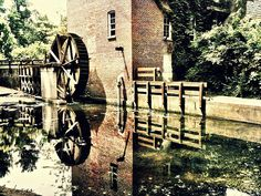 This old Mill
