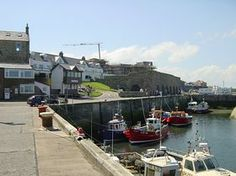 Seahouses, Northumberland - great place for a seaside holiday!