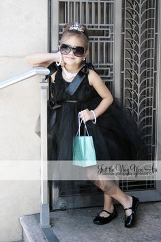 Audrey Hepburn • Breakfast at Tiffany's    •    Audrey Hepburn Costume    •  Tiffany & Co.
