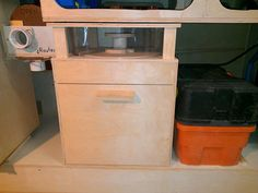 Dust Separator, Compact Thien variation - by Garry @ LumberJocks.com ~ woodworking community