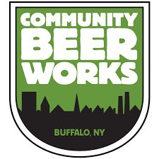 Community Beer Works - Award Winning Craft Brewery in Buffalo NY Brewery Logos, Local Brewery, Custom Vinyl Banners, Custom Stickers, Bumper Stickers, Buffalo Recipe, Buffalo Food, Church Banners, School Banners