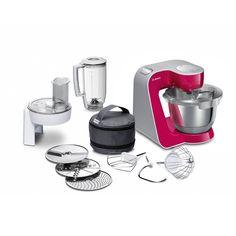 Robot multifonction BOSCH - Robot pâe et argent Bosch Bosch Mixer, Kitchenaid, Robot Kitchen, Kitchen Mixer, Kitchen Tools, Kitchen Ideas, Mum 5, Compact, Vase