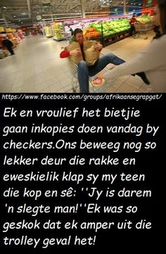 Hilarious, Funny & Sexy has members. Welkom by Afrikaner humor en witt, hilarious and funny pics (ADULTS Lees asseblief die reels van. Funny Emoticons, Afrikaanse Quotes, Funny Sexy, South Africa, Funny Pictures, Hilarious, Jokes, Humor, Sayings