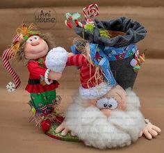 Christmas Gnome, Christmas Fabric, Christmas Themes, Merry Christmas, Christmas Decorations, Holiday Decor, Christmas Paintings, Holiday Ornaments, Fabric Decor