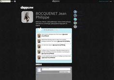 BOCQUENET Jean Philippe - NetRunner, Netizen, Cyberspéléologue, Techno-Anthropologue, Spécialiste en archéologie, paléographie et épigraphie du logiciel…