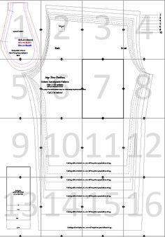 Free Unisex Sweatpants Pattern Size 2-10