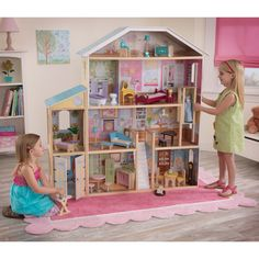 KidKraft Majestic Mansion Dollhouse - Free Shipping Today - Overstock.com - 15523998