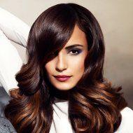L'Ombré Hair d'Isabel Lucas - Marie Claire