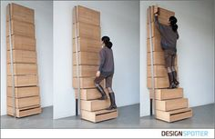 From Danny Kuo (Netherlands): Staircase