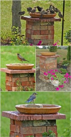 20 Incredibly Creative Ways To Reuse Old Bricks - DIY & Crafts Summer is finally here and with it comes the urge to get outside and spruce up that landscape. If you've been looking for things to do with that pile of old bricks, I've got a
