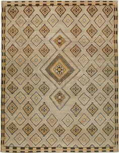Vintage Moroccan Carpet, No. 24251 - #vintagerug