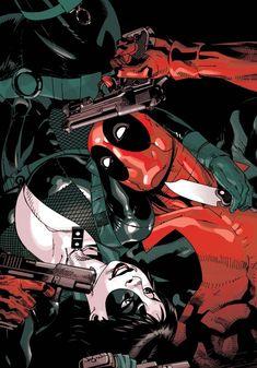 Deadpool & Domino
