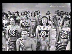 Bizarre vid from Danny Kay show in Te Arohanui Māori Concert Party - 1963 - Māori Tube Videos Maori People, Long White Cloud, Maori Art, Kiwiana, Big Canvas, New Zealand, Kai, Roots, Photographers