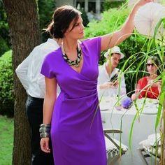 Платье: Burda Мода для полных 1/ 2010/ 427 / Burdastyle