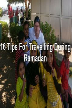 Are you travelling to a Muslim country during Ramadan? These tips may help http://www.borderlass.com/16-top-tips-for-travelling-during-ramadan/ #travel #traveltips #Ramadan #Ramazan