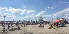 #Microsoft #NYC #Brooklyn #ConeyIsland #Summer #Beach #BriceDailyPhoto