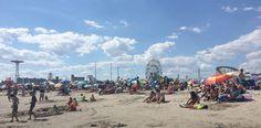 #Microsoft #NYC #Brooklyn #ConeyIsland #Summer #Beach #BriceDailyPhoto