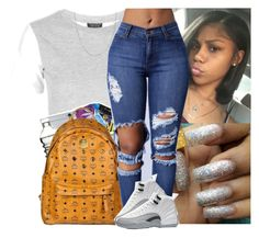 """"""""""" by theylovinniaaa ❤ liked on Polyvore featuring Topshop and Fremada"""