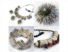Accesorios moda - Liru Recicla - Álbumes web de Picasa