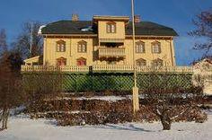 Aulestad in Gausdal. Bjørnstjerne Bjørnson's home from 1874 till his death (1910)