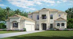 The beautiful Lantana-B home in Palencia. #DreamHome #Palencia #Lennar