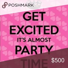 🎉🎊POSH PARTY🎊🎉 Casual Cool Party :). Tag yourself and I'll take a look in your closet for a possible Host Pick!! Tomorrow Monday 9/18 7PM Other