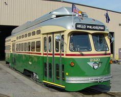 Philly Trolley Car....