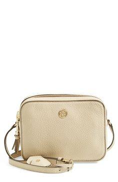 Tory Burch Tory Burch Shoulder Bag - Mercer Adjustable Metallic or cross body purse
