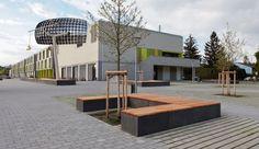 Gymnasium Trudering / Lex Kerfers_Landschafstarchitekten