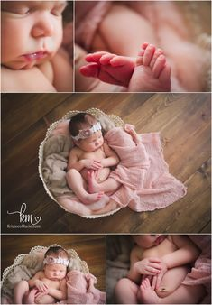 newborn photography - newborn girl photography poses - Indianapolis newborn photography