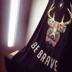 BE BRAVE   #BlownWind_ADV KokoDesign
