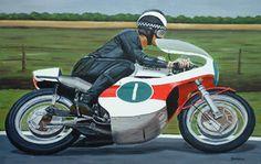 Sportbikes, Old Bikes, Racing Motorcycles, Motorbikes, Yamaha, Honda, Classic Motorcycle, Hero, Cafe Racers