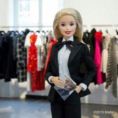 Barbie Lagerfeld looks