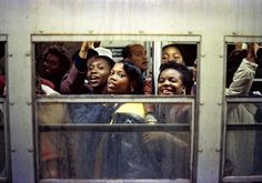 """Images From Hip-Hop Photographer Jamel Shabazz's New Exhibit """"Reflections of the 80s"""" 